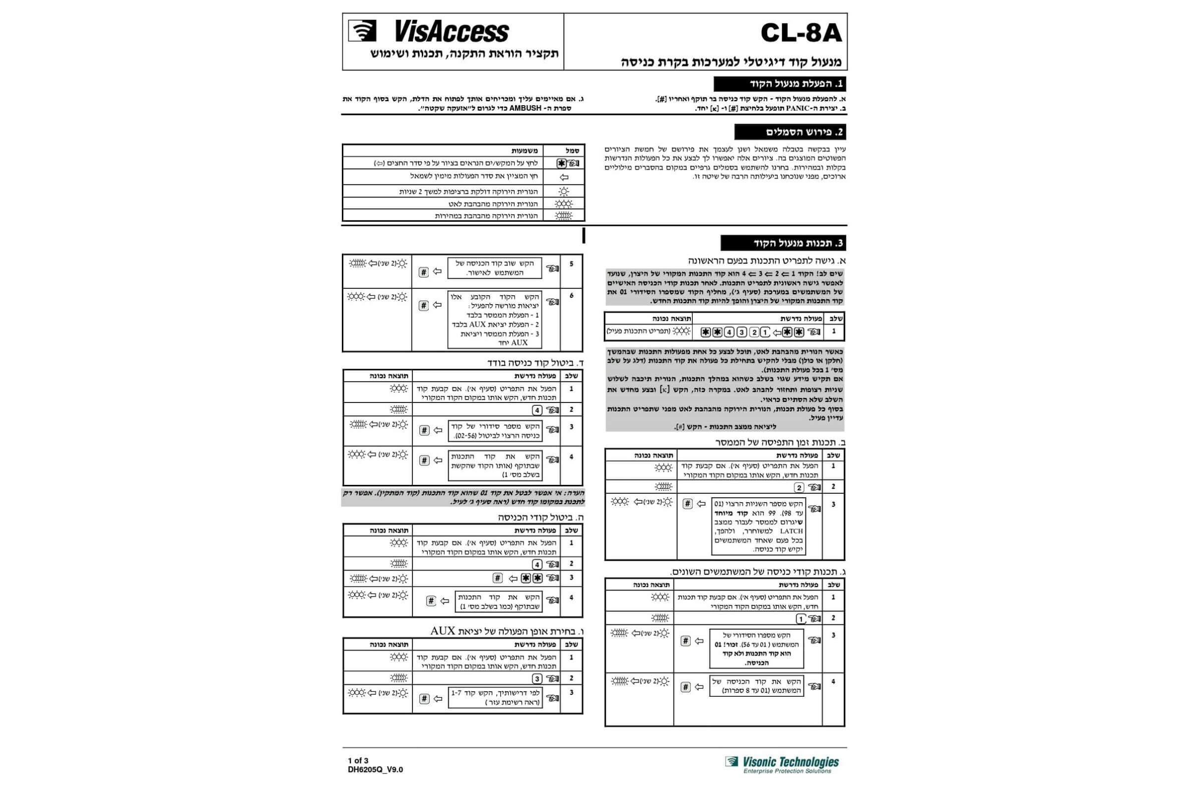 CL-8A